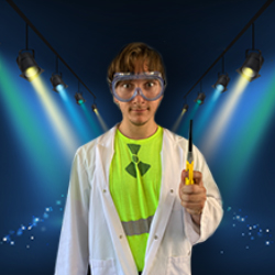Boombastic Science Show with Professor RadioActive
