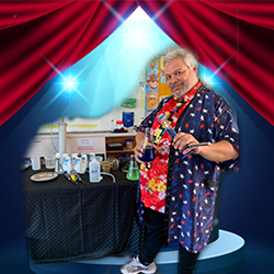 Boombastic Science Show with Professor Zoicks