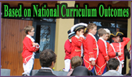 National Australian Curriculum School Excursion
