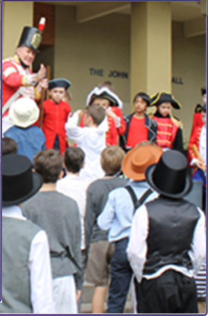 Colonial Australia School Excursion