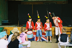 Colonial Experience (2 hour Show) - School Performance Incursion