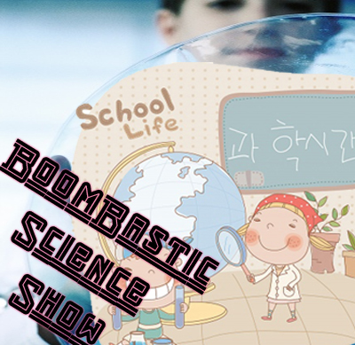 Boombastic Science Show for Primary School Students