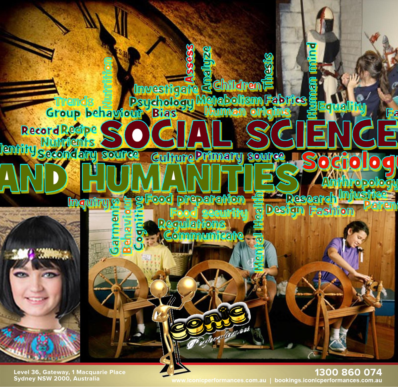 Humanities and Social Sciences (History)