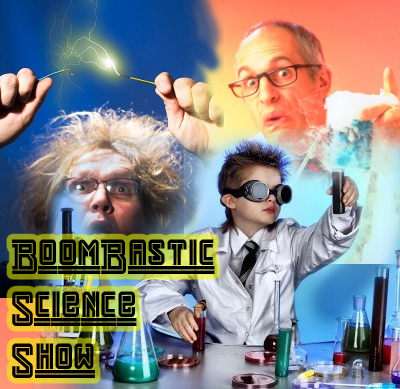 The Boombastic Science Show for Vacation Care Centers and School Holidays